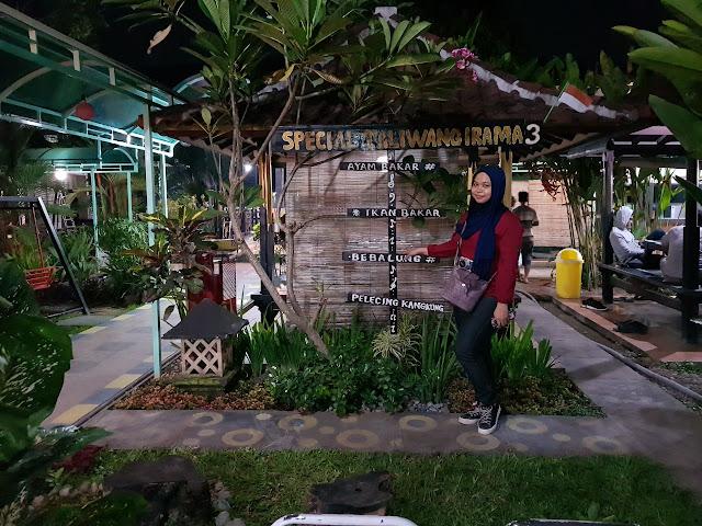 Dinner Ayam Taliwang di Taliwang Irama 3 | Trip Lombok Indonesia