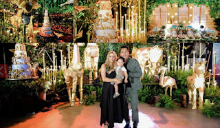 ON THE BRIGHTER SIDE: Mesmerize with James Yap's Son 1st Birthday with ELEGANT RAINFOREST THEME