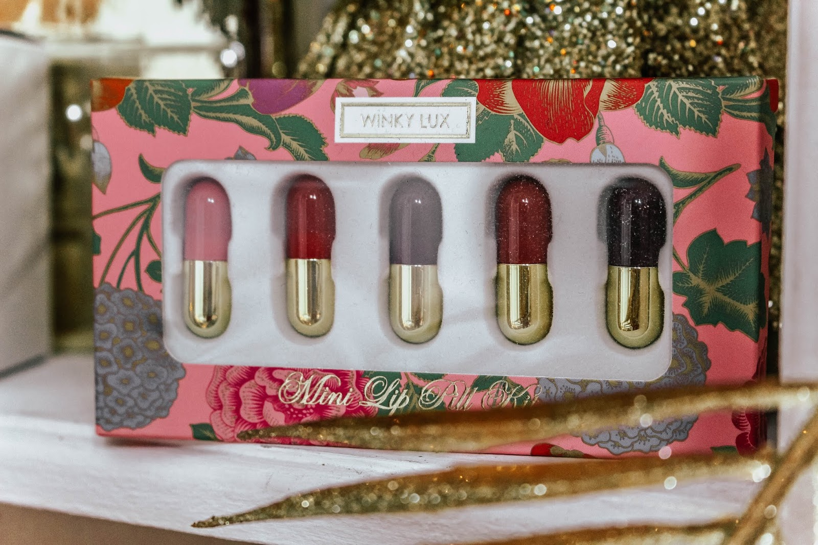 Winky Lux UK Mini Lip Pill KIt Gift Guide