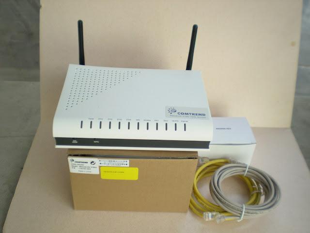 Comtrend Nexuslink 3100u Bonded Dualwan