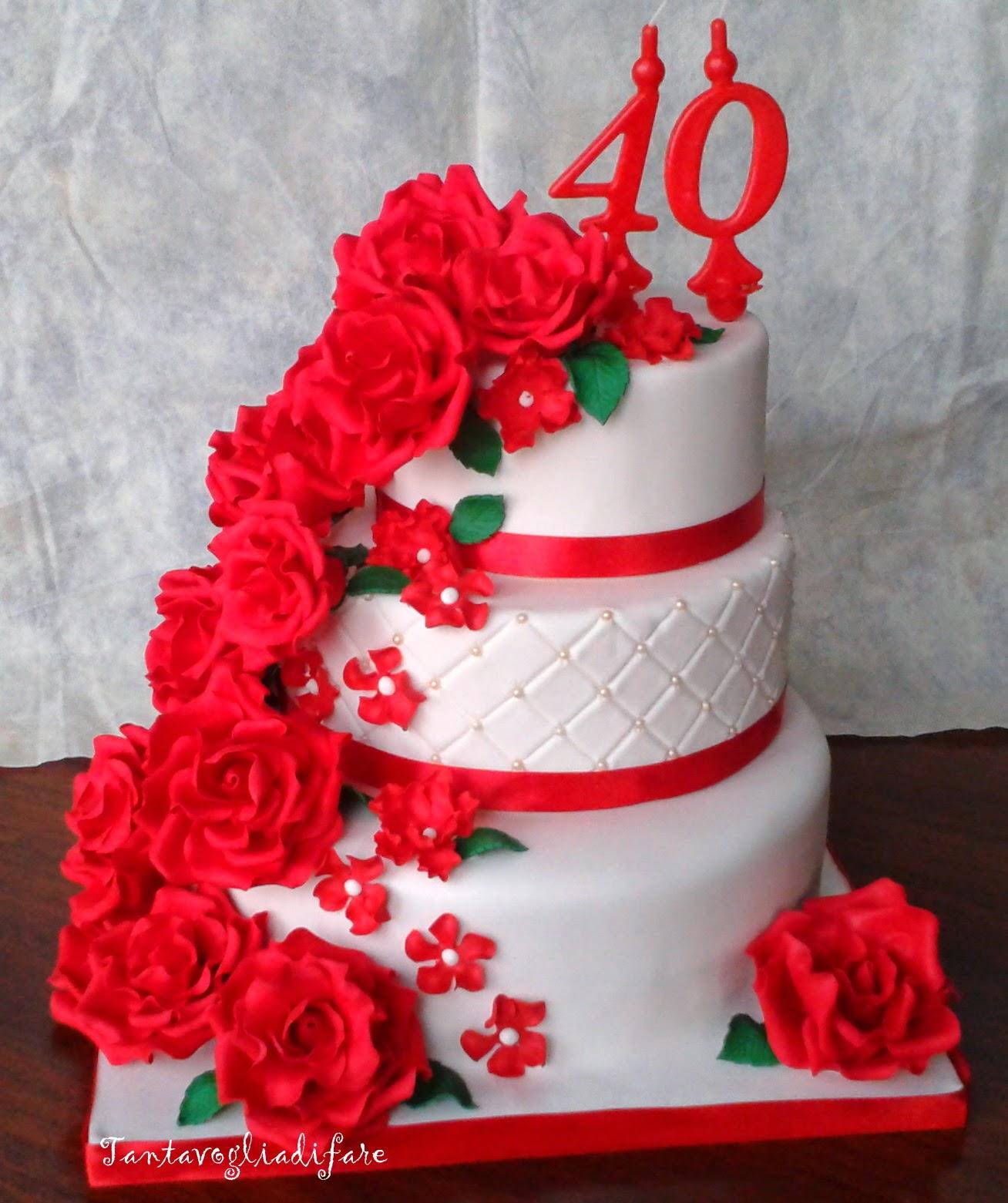 Estremamente Tanta voglia di fare .: 40 anni in rosso EY47