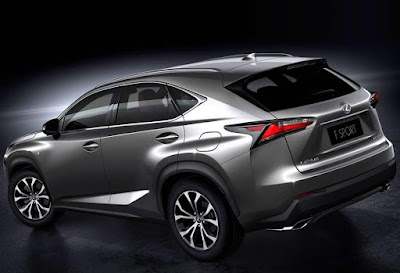 Lexus NX 2018 Review, Redesign, Specification, Price