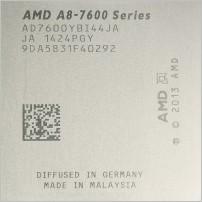 Гибридный процессор AMD