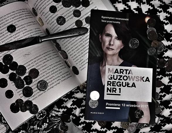 """Reguła nr 1"" Marta Guzowska | Recenzja"