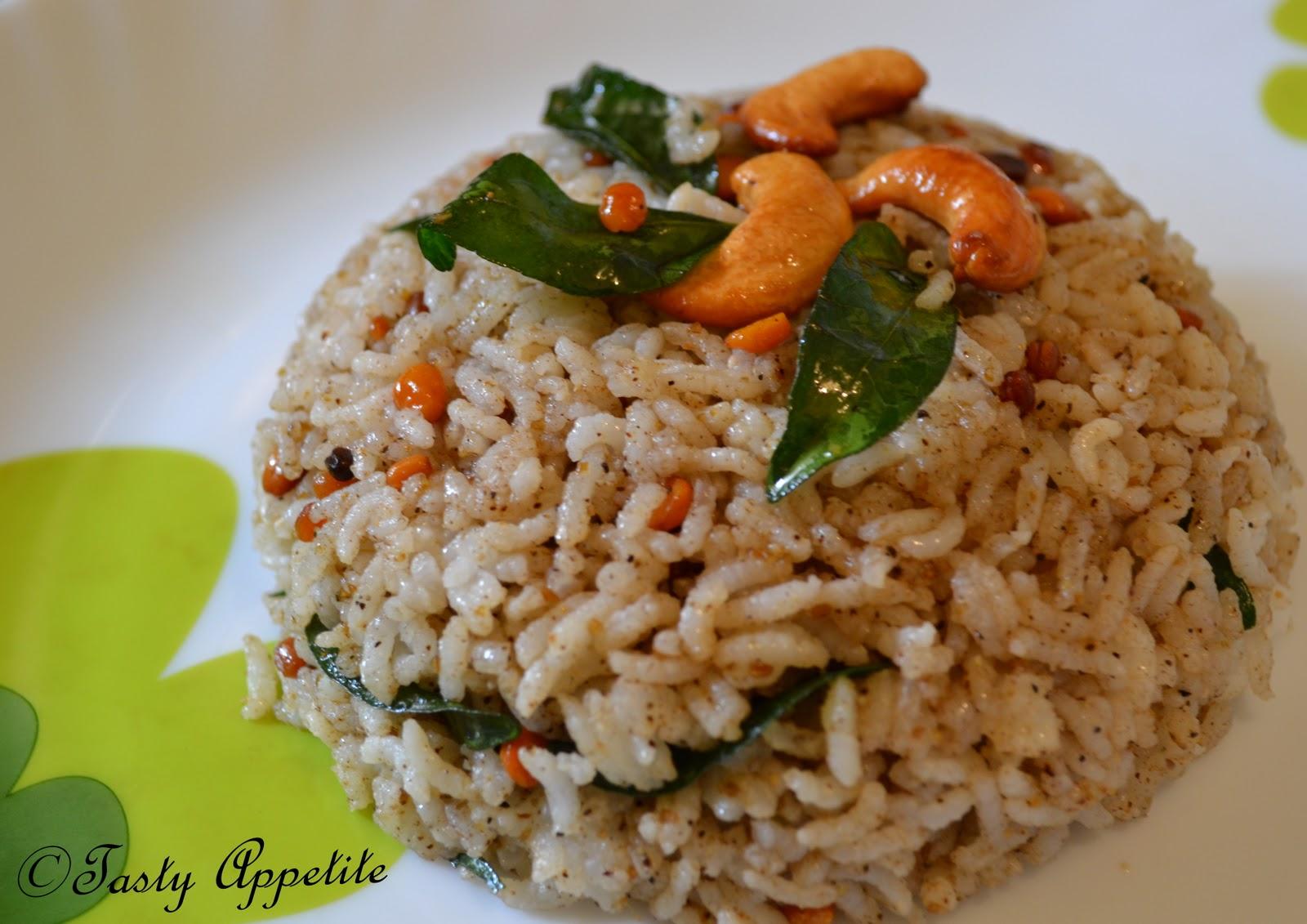 Cumin Pepper Rice Milagu Jeeragam Sadham Healthy Lunch Box Ideas