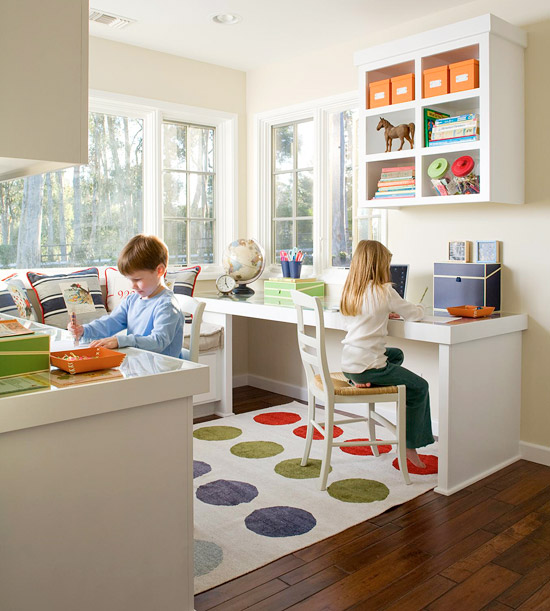 Home Office Design Decorating Ideas: 15 Small Space: Home Office Design Ideas