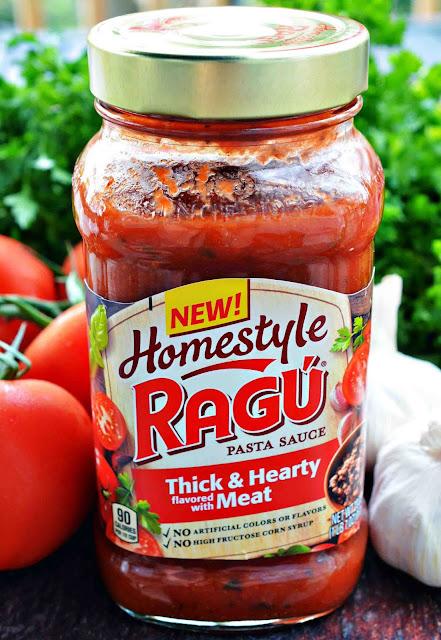 Ragu Homestyle