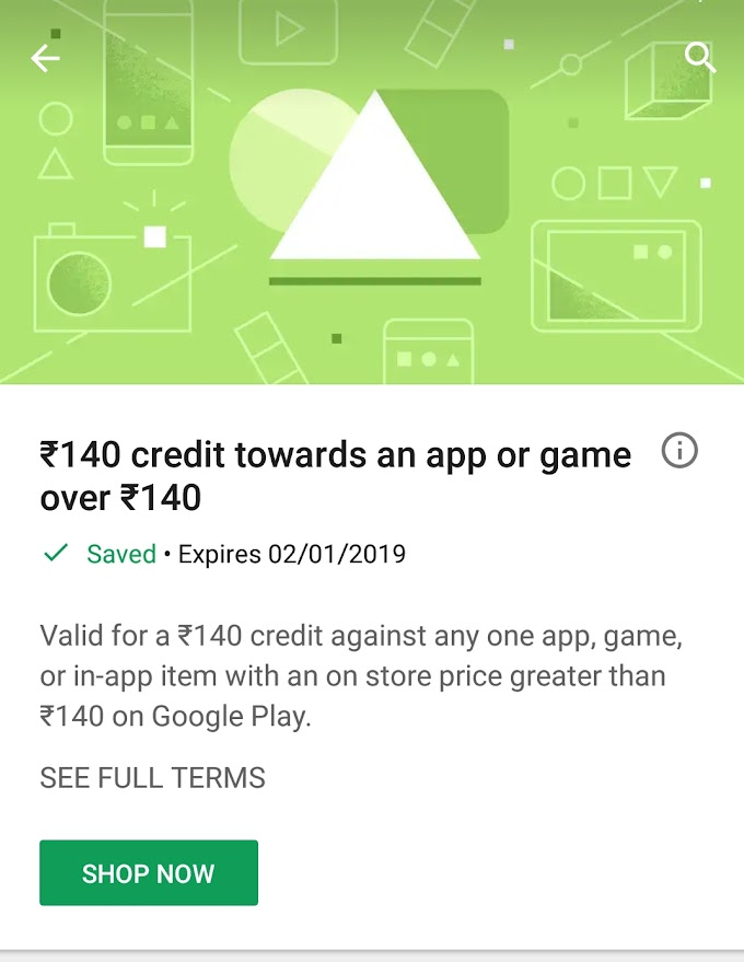 Google Play Offering Free Credit (Loot) for App Purchases to Select Users: All You Need to Know...