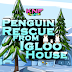 KnfGame - Penguin Rescue from Igloo House