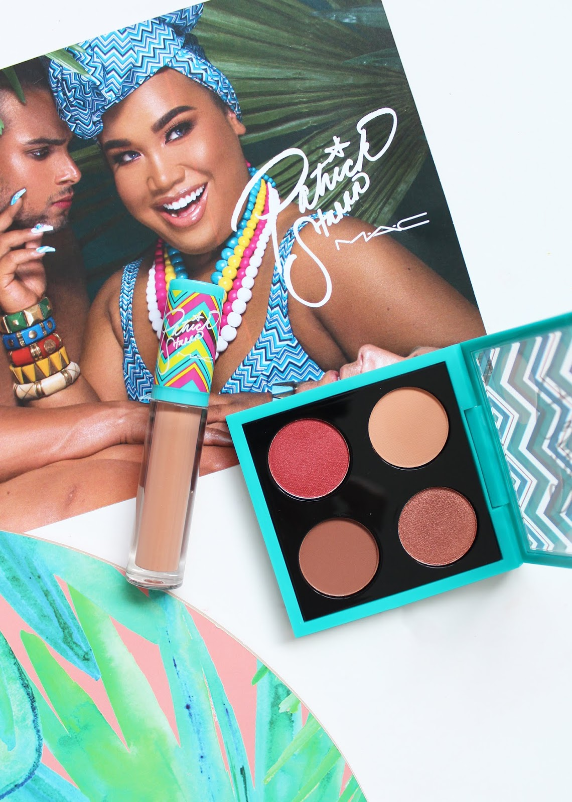 M.A.C | Patrick Starrr Diva Feva Collection - CassandraMyee