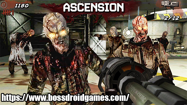 Call of Duty:Black Ops Zombies Mod Apk 1.0.12 - BOSSDROID