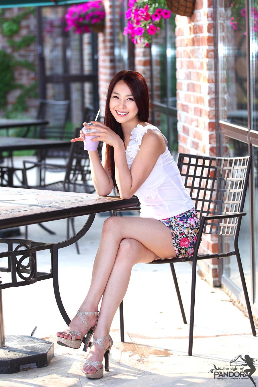 nude Hot asian model