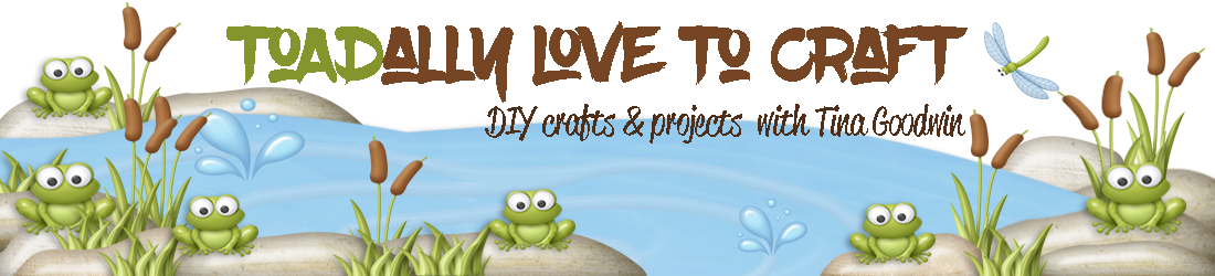 Toadally Love To Craft