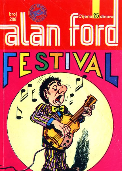 Festival - Alan Ford