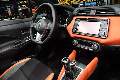 Νέο Nissan Micra Παρίσι