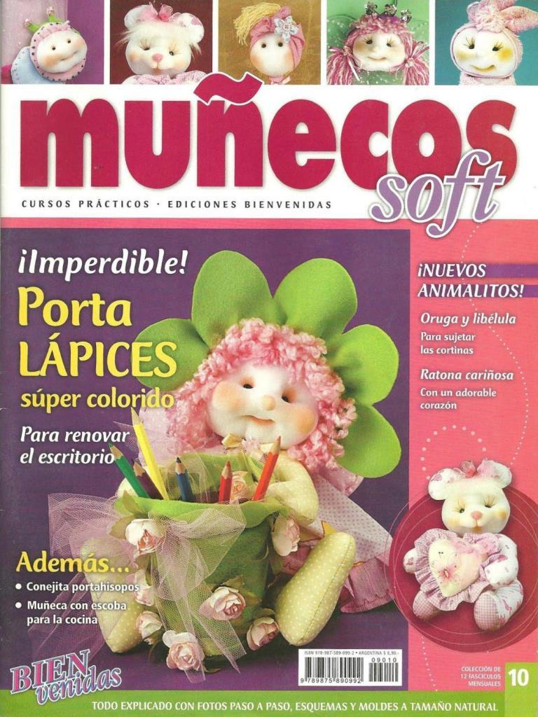 Muñecos Soft Nro. 10