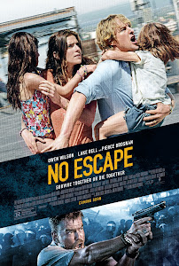 No Escape Poster