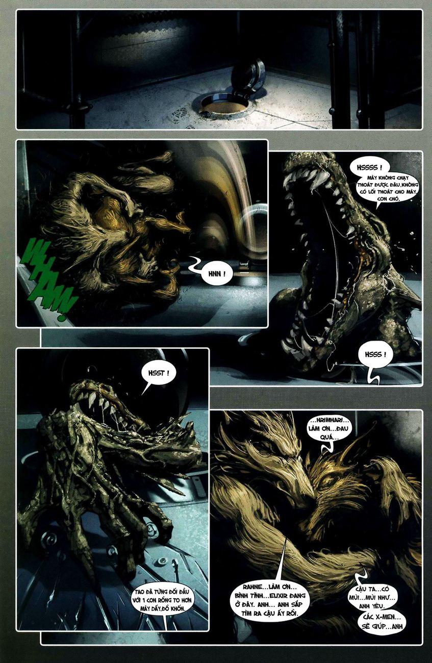 X-Men Necrosha chap 3 trang 18