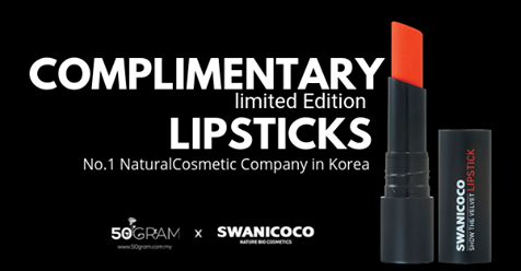 Pelancaran Juliet red Limited Edition Lipstik By Swanicoco