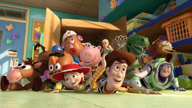 Film Animasi 3D Terbaik Barat Bioskop