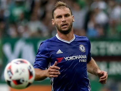 Situs Agen Bola Terbaik 2016 - Tak Terpakai di Chelsea, Barca Siap Angkut Ivanovic ke Camp Nou