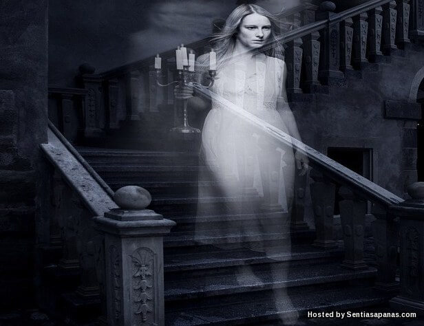 Dikejar hantu patung antik [2]