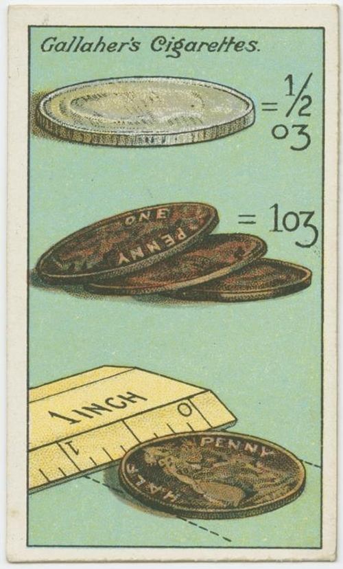 13-How-to-measure-with-coins-Gallaher-How-to-do-Cards-from-the-Early-1900-www-designstack-co