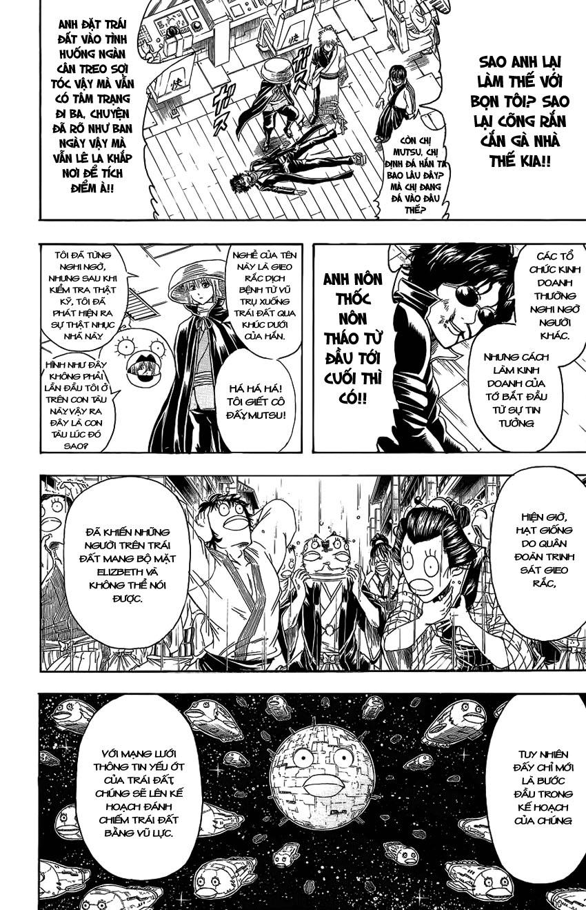Gintama Chap 355 page 6 - Truyentranhaz.net