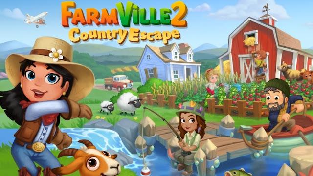 تحميل لعبة  FarmVille 2 v5.7.1042 مهكرة للاندرويد (اخر اصدار)