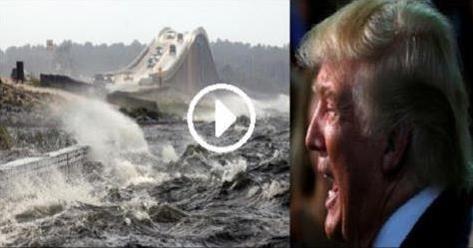 عــــــــاجل فيديو خطير منذ قليل ... شاهدوا نهاية امريكا و ابادة ميامي كليا .
