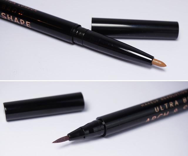 Makeup Revolution Doppel Augenbrauen Liner (Light)