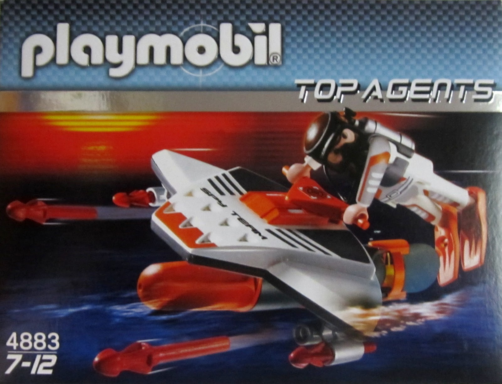 Amazon.com: Customer reviews: Playmobil 4883 Agents ...