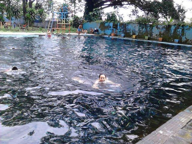 Menikmati Segarnya Mata Air Pemandian Moga Indah Pemalang
