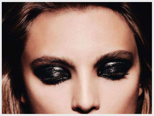 Super Dark Smoky Eyes