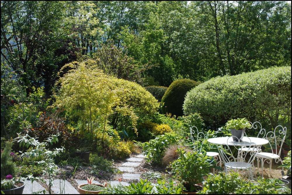 le jardin du mayet ouverture du jardin ce week end