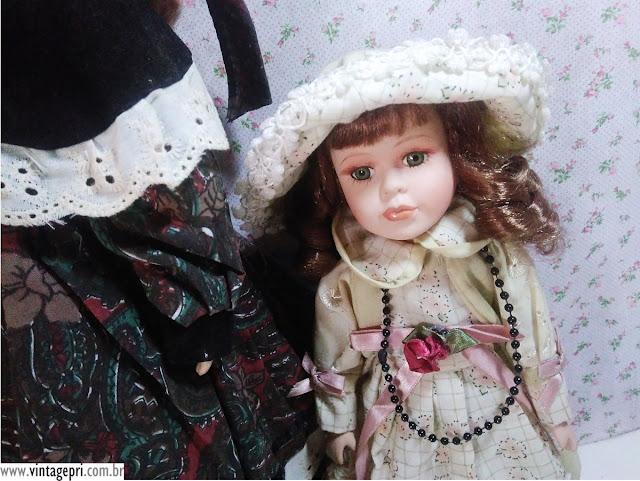 Minha paixão por bonecas