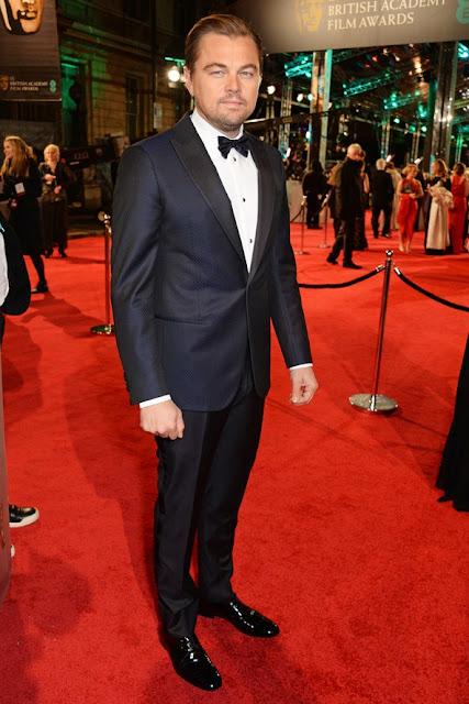 BAFTA 2016, Leonardo Di Caprio