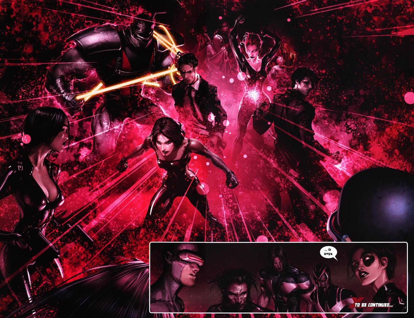 X-Men Necrosha chap 6 trang 22