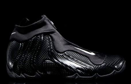 "812cf37c18915 2014 Nike Air Flightposite ""Carbon Fiber"" Black Sneaker Available Now (Detailed  Look)"