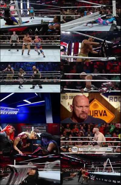 WWE TLC 2015 PPV Download HDTV Rip 480p 300mb