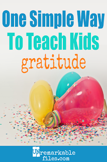 Parents who skip gift-opening at their kids' birthday parties have their reasons. But even though it's easier, it's missing a golden opportunity to teach kids about gratitude. When planning a birthday party for kids, leave time to open presents! #birthdayparty #kidsparty #gratitude #presents #parenting
