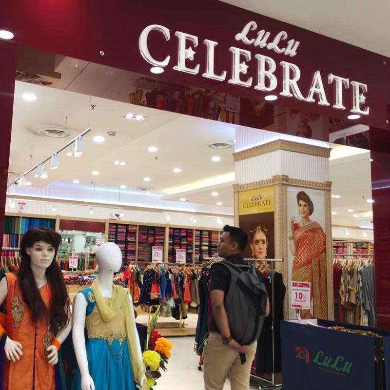 Lulu Hypermarket Caps Square, Lulu Hypermarket Kuala Lumpur, pasar raya murah, Rawlins GLAM, shopping Raya, TV murah, persiapan raya,