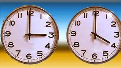 Τα ξημερώματα της Κυριακής 25 Μαρτίου,θα αλλάξει η ώρα σε θερινή