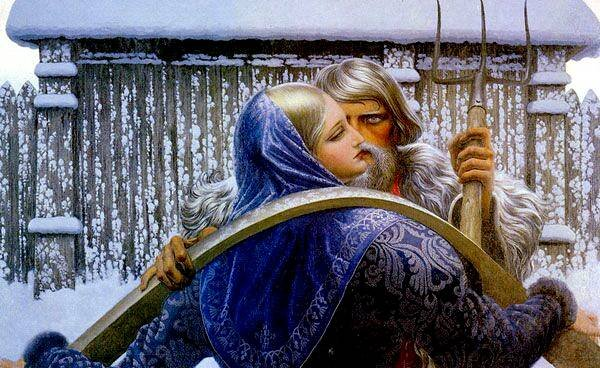 Самый сексуал ный из славянских богов