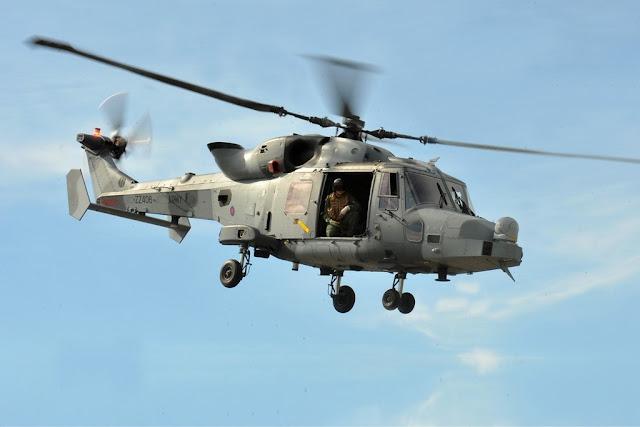 Leonardo demonstrates AW159 helicopter Malaysia