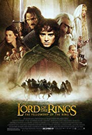 11- Yüzüklerin Efendisi: Yüzük Kardeşliği (The Lord of the Rings: The Fellowship of the Ring) 2001