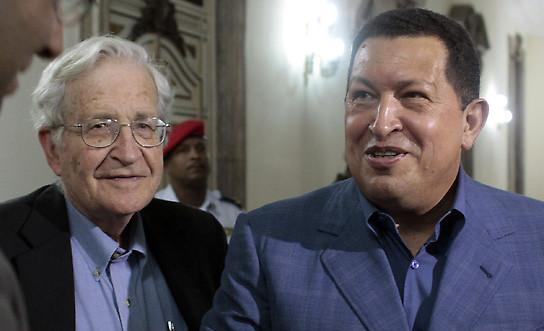 CHOMSKY SE ARREPIENTE: Venezuela es un desastre de extrema corrupción