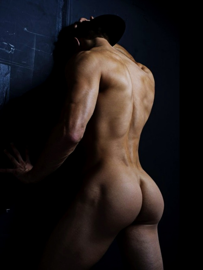 Hot Naked Boy Butts