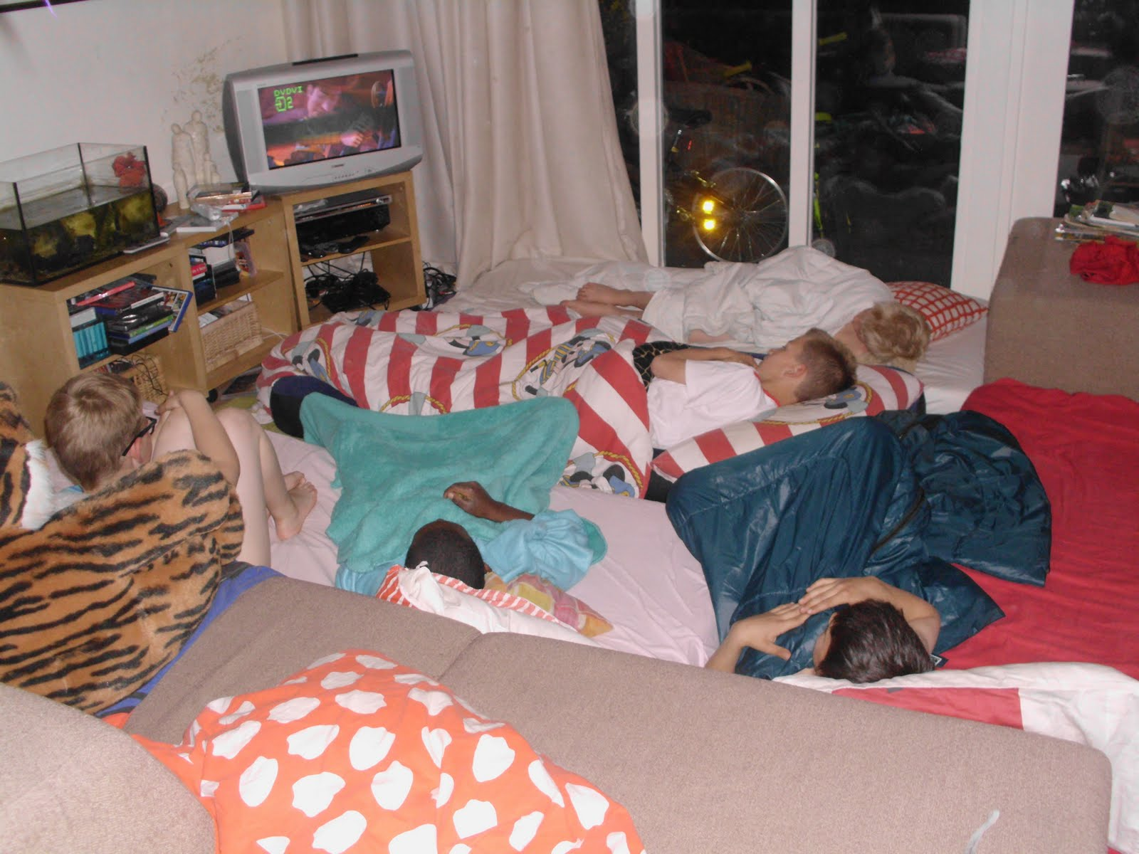 Super slaapfeestje meiden 11 jaar #WJ14