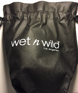 wet n wild autumn lush fall limited edition collection drawstring bag